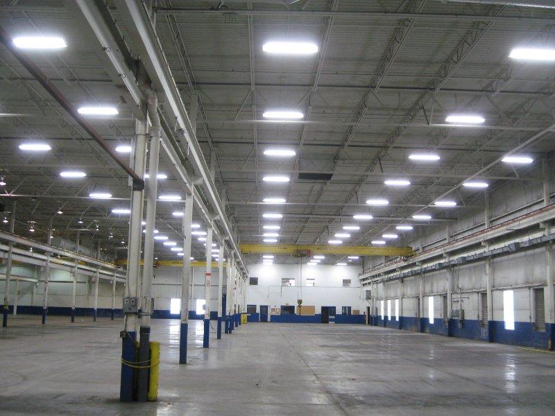 Đèn huỳnh quang siêu sáng nhà xưởng