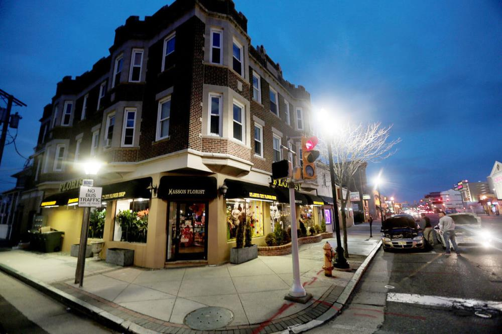 Nhiều con đường ở thành phố Atlantic chuyển sang sử dụng đèn LED 1