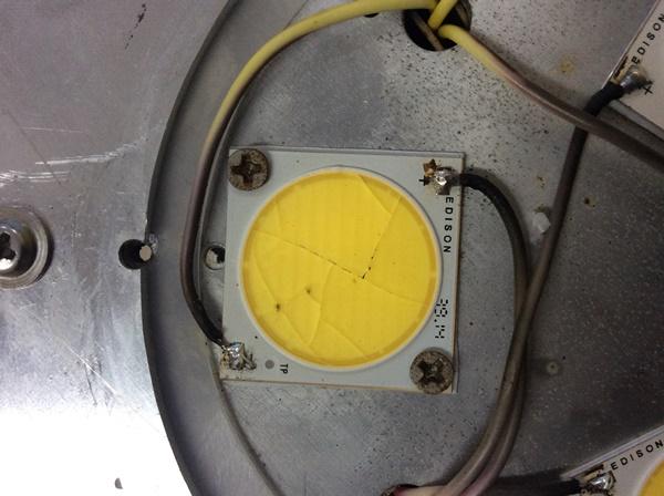 Thay chip LED đèn High Bay nhà xưởng
