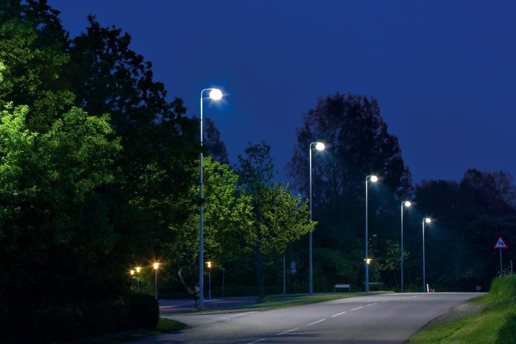 Sản phẩm đèn đường LED