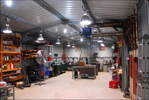 Sản phẩm đèn LED nhà xưởng