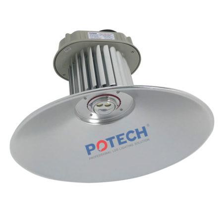 Đèn LED Highbay Nhà Xưởng 80W POTECH