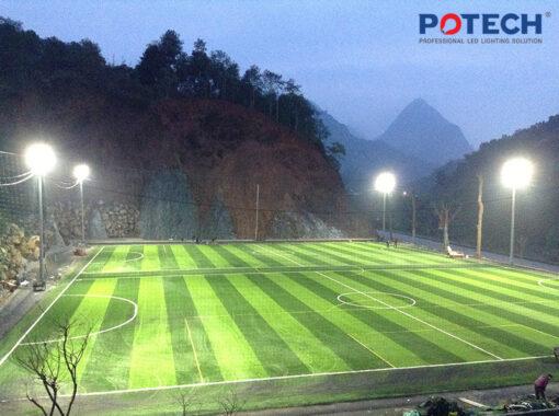 Dự án sân bóng Hà Giang