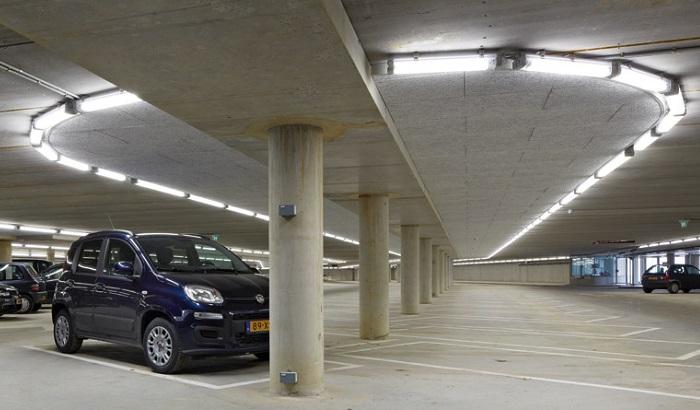 Lợi ích khi sử dụng đèn LED cho bãi giữ xe