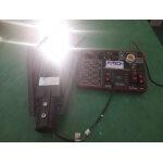 Test công suất đèn đường 100W POTECH