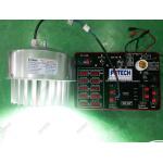 Test công suất đèn nhà xưởng 60w POTECH