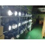 Test đèn LED nhà xưởng 250W POTECH