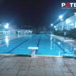 Dự án đèn LED hồ bơi