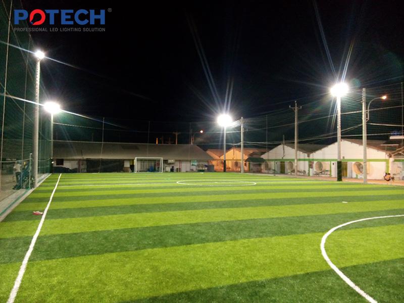 Đèn LED sân bóng công ty cổ phần Thái Lan