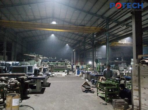 Xưởng cơ khí Duy Mạnh