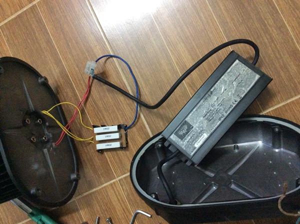 Sửa chữa Driver đèn LED nhà xưởng