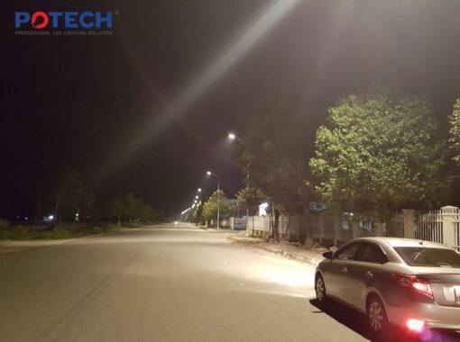 Đèn đường LED - Trường Trinh - Hội An - POTECH