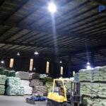 Đèn LED Nhà Kho công ty Cargill - Cần Thơ - POTECH