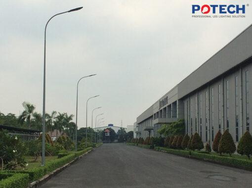 Đèn đường LED POTECH - Công ty Lock & Lock