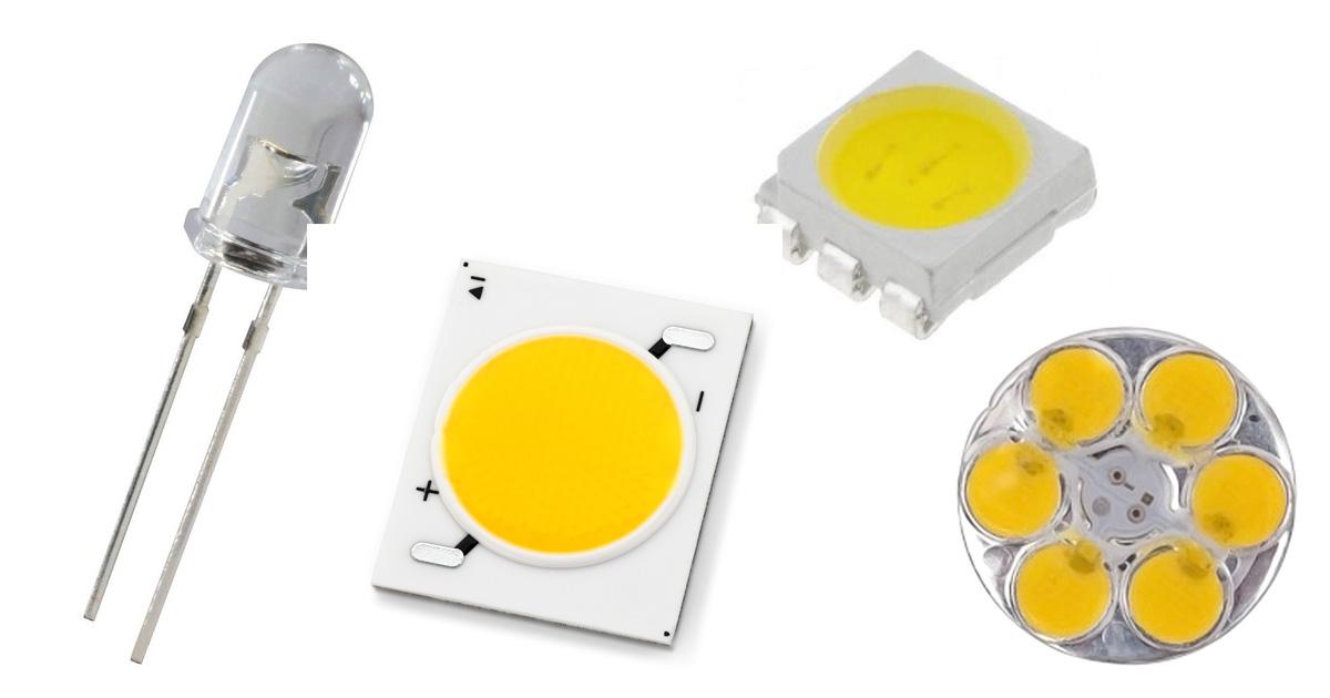 Đèn LED là gì? Cấu tạo và ưu điểm của đèn LED