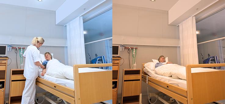Ứng dụng công nghệ HCL trong bệnh viện