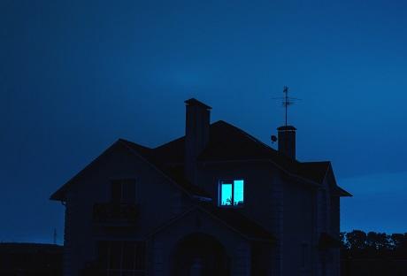 Đèn LED thông minh an ninh