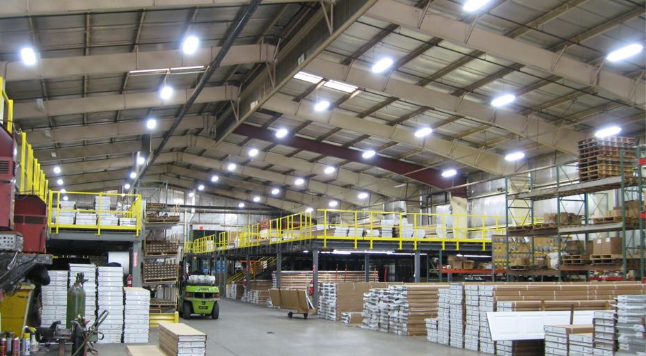 4 nguyên tắc cơ bản trong chiếu sáng công nghiệp