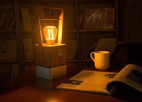 Đèn LED thiết kế sáng tạo