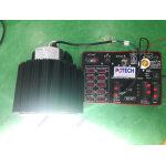 Test công suất đèn nhà xưởng rsh 150w POTECH
