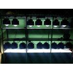 Test đèn LED nhà xưởng RSH