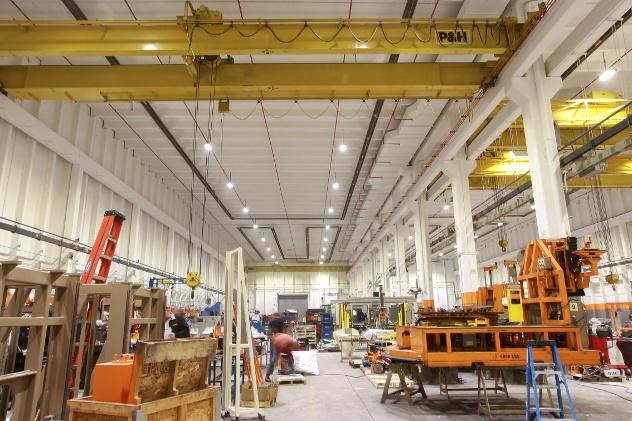 Chiếu sáng nhà xưởng ảnh hưởng đến năng suất sản xuất