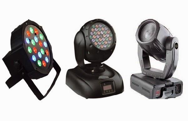 Đèn LED sân khấu