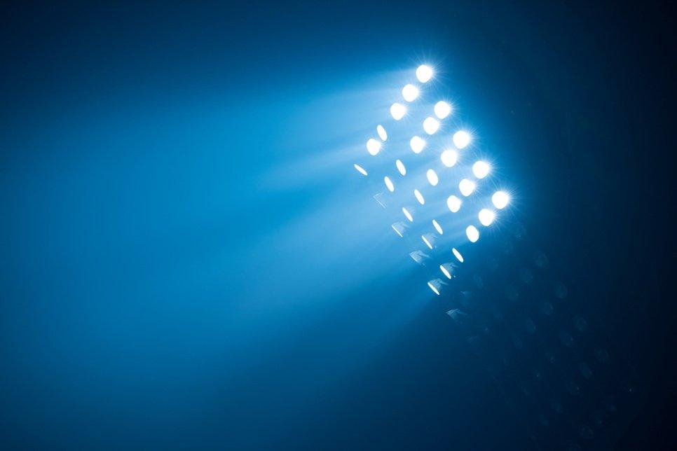 Đèn LED đang thay đổi cách chúng ta chơi và xem thể thao