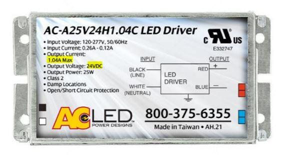 LED Driver điện áp không đổi