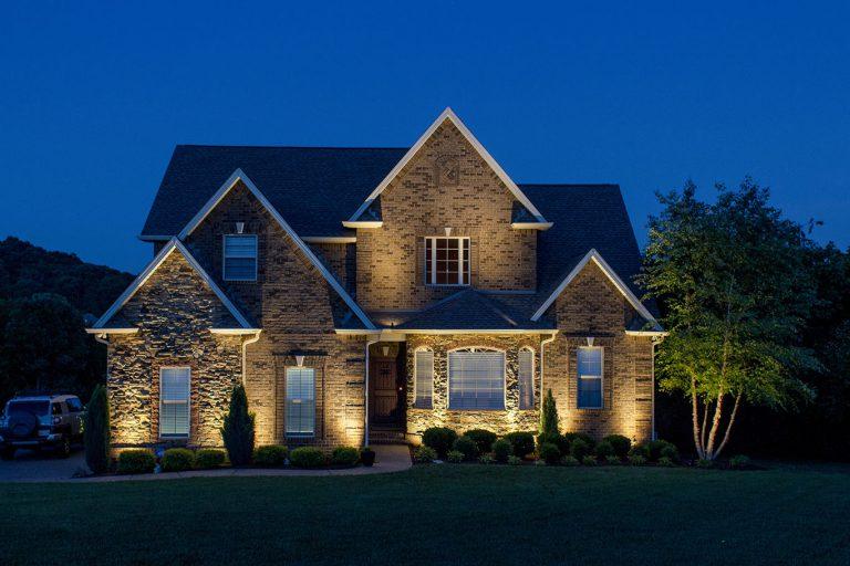 Đèn LED chiếu sáng kiến trúc