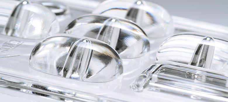 5 vật liệu tốt nhất để làm lăng kính đèn LED