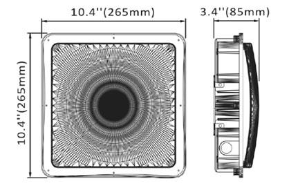 Kích-thước-đèn-LED-Canony-60w-80w-POTECH