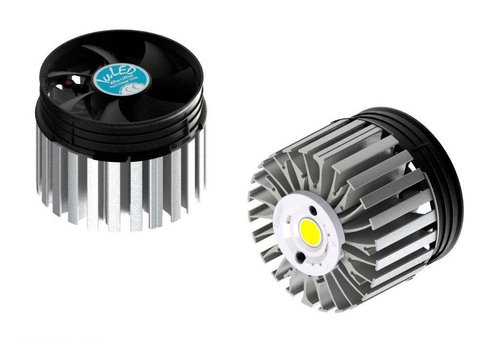 Giải pháp & công nghệ tản nhiệt cho đèn LED