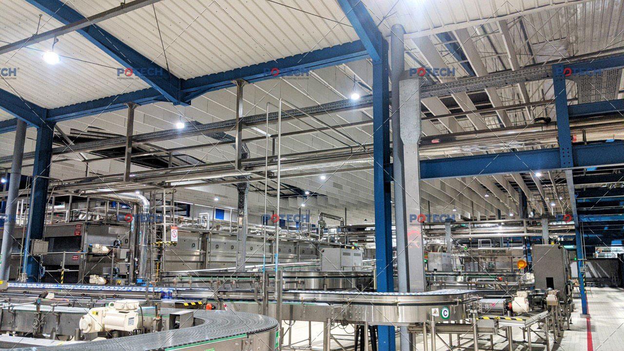 Đèn LED nhà máy bia Heineken Đà Nẵng (4)