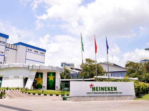 Đèn LED nhà máy bia Heineken Đà Nẵng 1