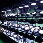 Đèn LED nhà xưởng UFO 80W 1