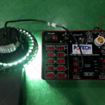 Test nguồn đèn LED UFO 60W POTECH