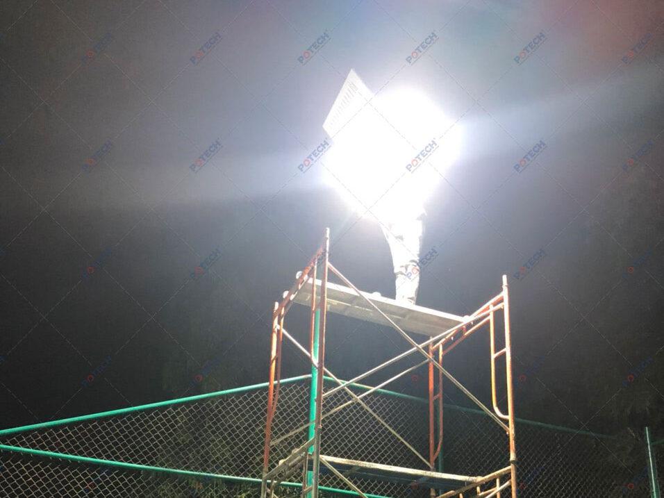 Đèn LED Sân Tennis Thủ Thiêm USC 5