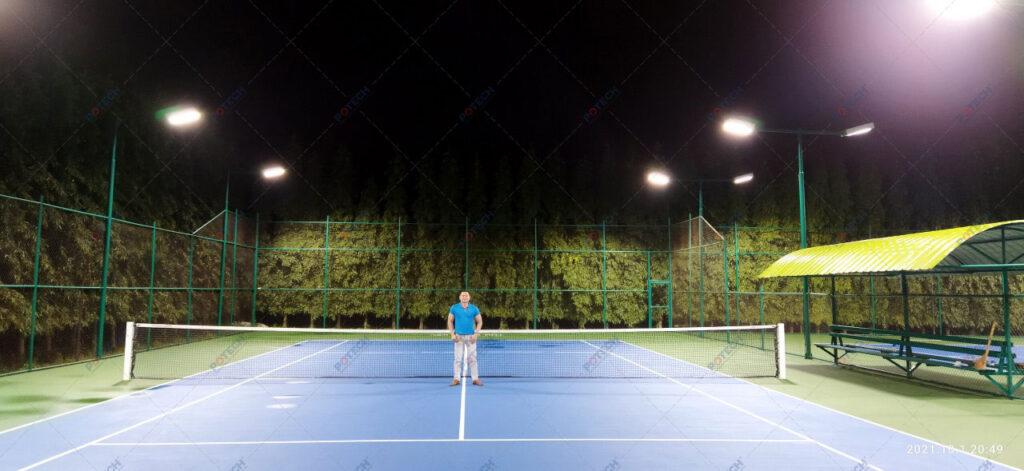 Đèn LED Sân Tennis Thủ Thiêm USC 7